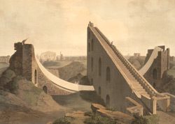 The Observatory at Delhi plate 19